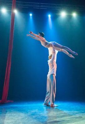 """Performing clothes from Ready Set Pole's Spring show """"Olennainen"""" Pic by Pasi Hakala, Studio Varjo"""