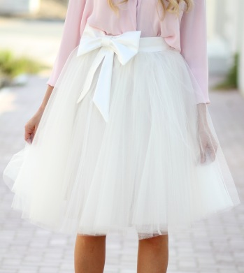Popular tulle skirt. You can order these in different colors and styles. Pic by mungolife.fi